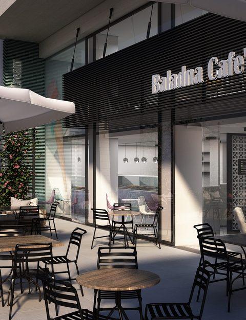 Baladna Cafe